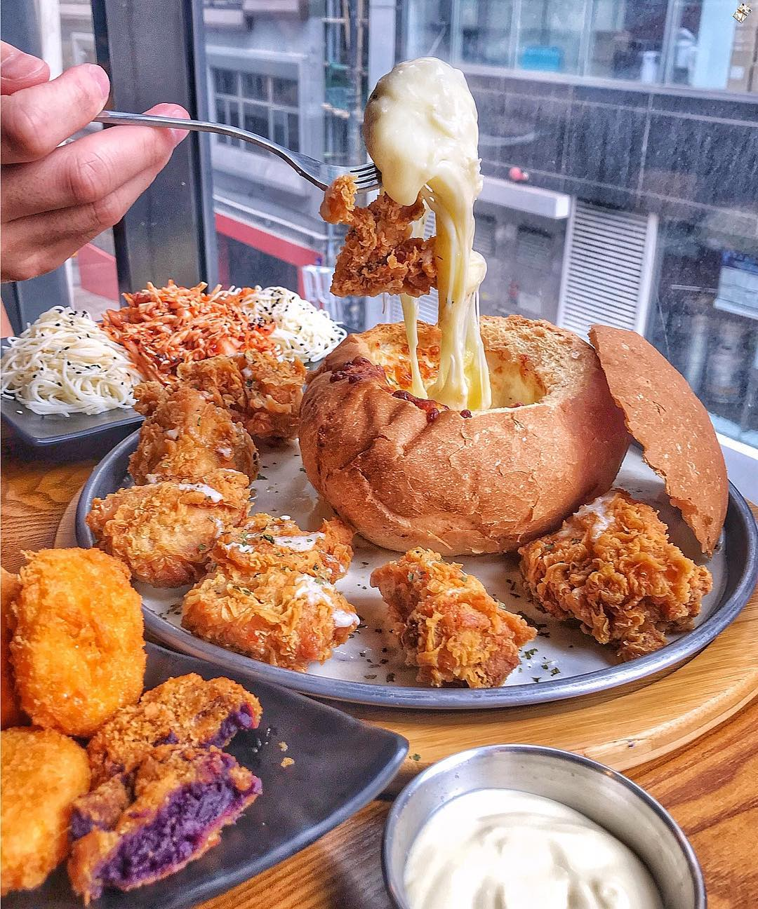 best instagram food photos hong kong october 2018 lan kwai fong